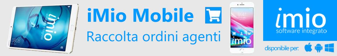 iMio Mobile Ordini Agenti